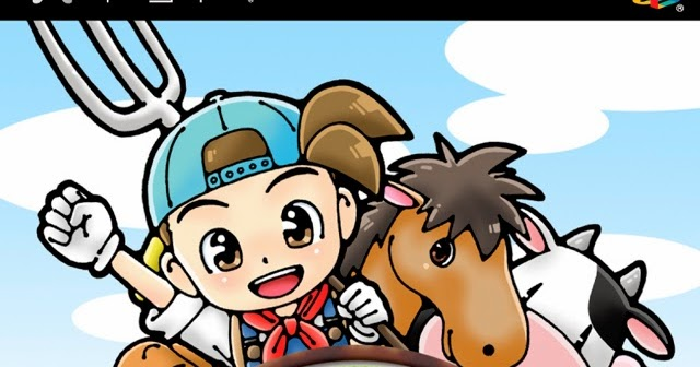 Game Harvest Moon Baru