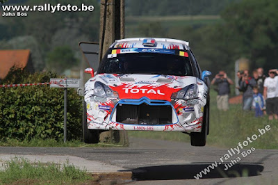 ERC Kenotek by CID LINES Ypres Rally
