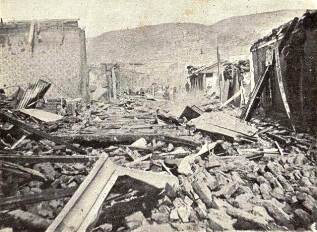Ecuador Earthquake 1906 Gallery
