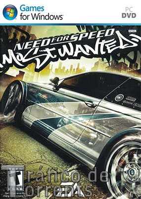 Baixar a Capa Need For Speed Most Wanted PC
