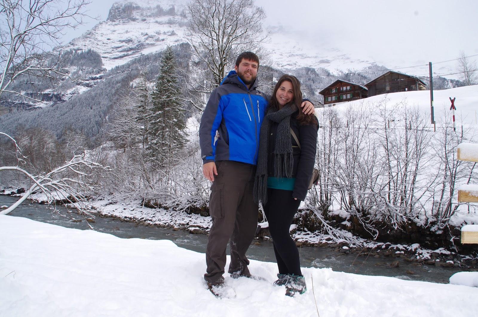 Grindelwald Winter