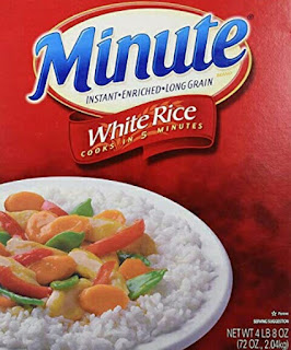 Precooked Instant White Rice 72 oz. - Kraft Minute