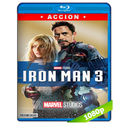 Iron Man 3 (2013) BDRip 1080p Audio Dual Latino-Ingles