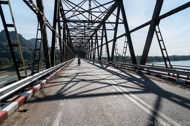 Pont sur la Thanlwin