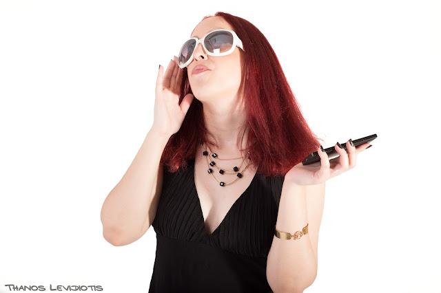 spotlights on badwolf, anna keni, anna, fashion, makeup, zara,clothes, clothing,2017, haul,fashion haul, trends, black dress, lbd, cutout dress, mini, redhead, Bad Wolf, summer,fashion blogger,greek girl, greek fashion blogger