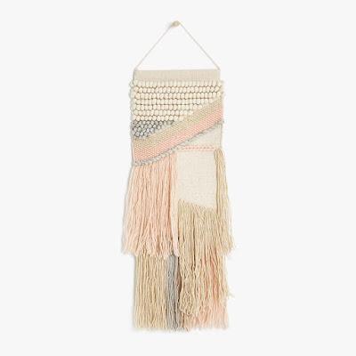 tapiz tejido lana