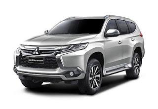 Sewa Mobil Mitsubishi Pajero Sport Dakar Bulanan di Jakarta