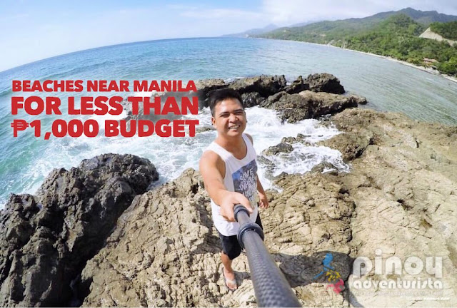 Beach near Manila 2019 Summer Destinations for P1000 or Less