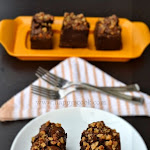 Chocolate Walnut Fudge Brownie Recipe | Christmas Special Recipes