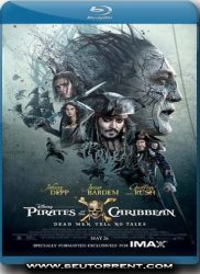Piratas do Caribe – A Vingança de Salazar (2017) Legendado WEB_DL 720p e 1080p 5.1