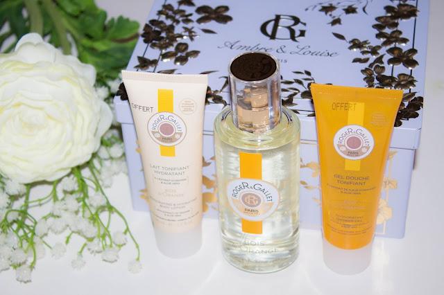 Le coffret Bois d'Orange Roger&Gallet : un joli cadeau pour la fête des mères