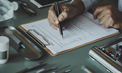 Contoh Soal Uji Kompetensi Keperawatan Medikal Bedah