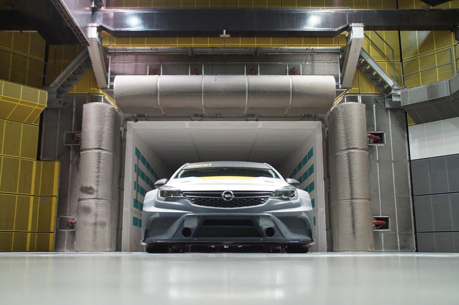 Opel Astra TCR 300281 Τελειοποιώντας την αεροδυναμική του Astra Opel, Opel Astra, Opel Astra TCR, Rally, Τεχνολογία
