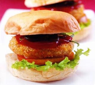 Tempeh Burgers Recipe