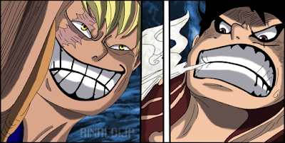 One Piece Manga 839