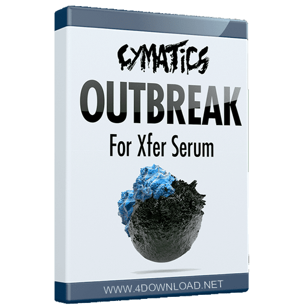 Cymatics - Outbreak for Xfer Serum