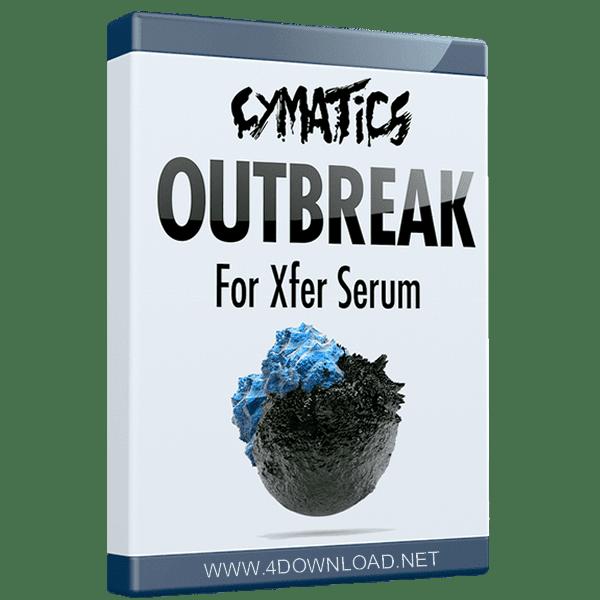 Cymatics - Outbreak for Xfer Serum