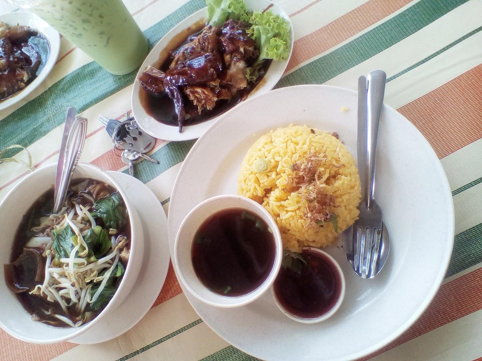Viral Warong Hijrah Bihun Sup Thai Rm5 Shfyqhazhr
