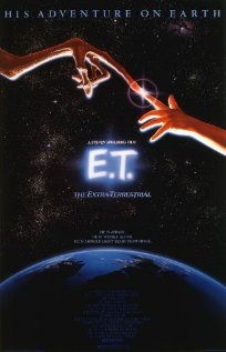 E.T. The Extra-Terrestrial (1982)-[poster
