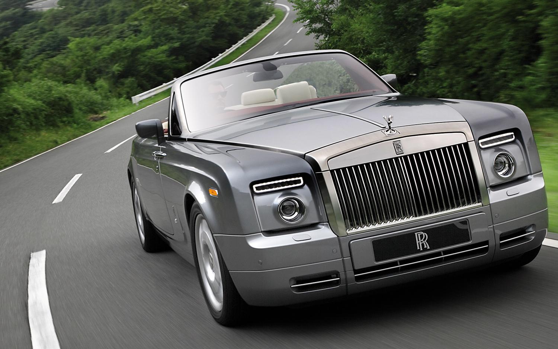 Modified Sports Car Wallpaper Rolls Royce Phantom Car Models