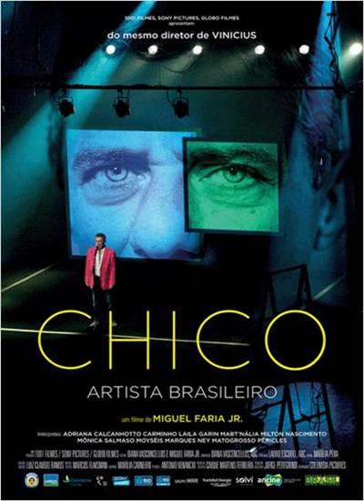 Baixar Chico Artista Brasileiro RMVB DVDRip Torrent