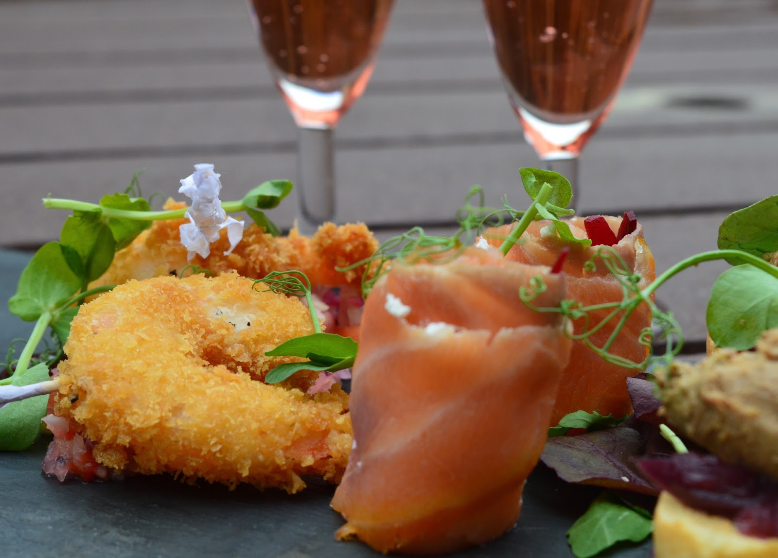 Overnight Stay at South Causey Inn | County Durham - Complimentary champagne and canapes