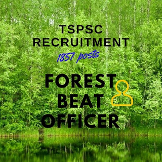 Telangana Forest Beat Officer