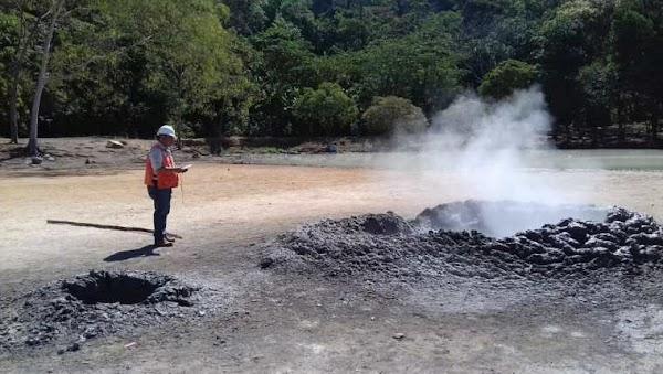 Podriamos ver el nacimiento de un nuevo Volcan en Guatemala?