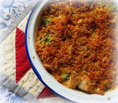 Turkey & Broccoli Casserole