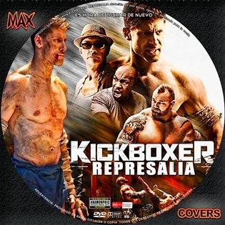 Kickboxer Represalia Galleta