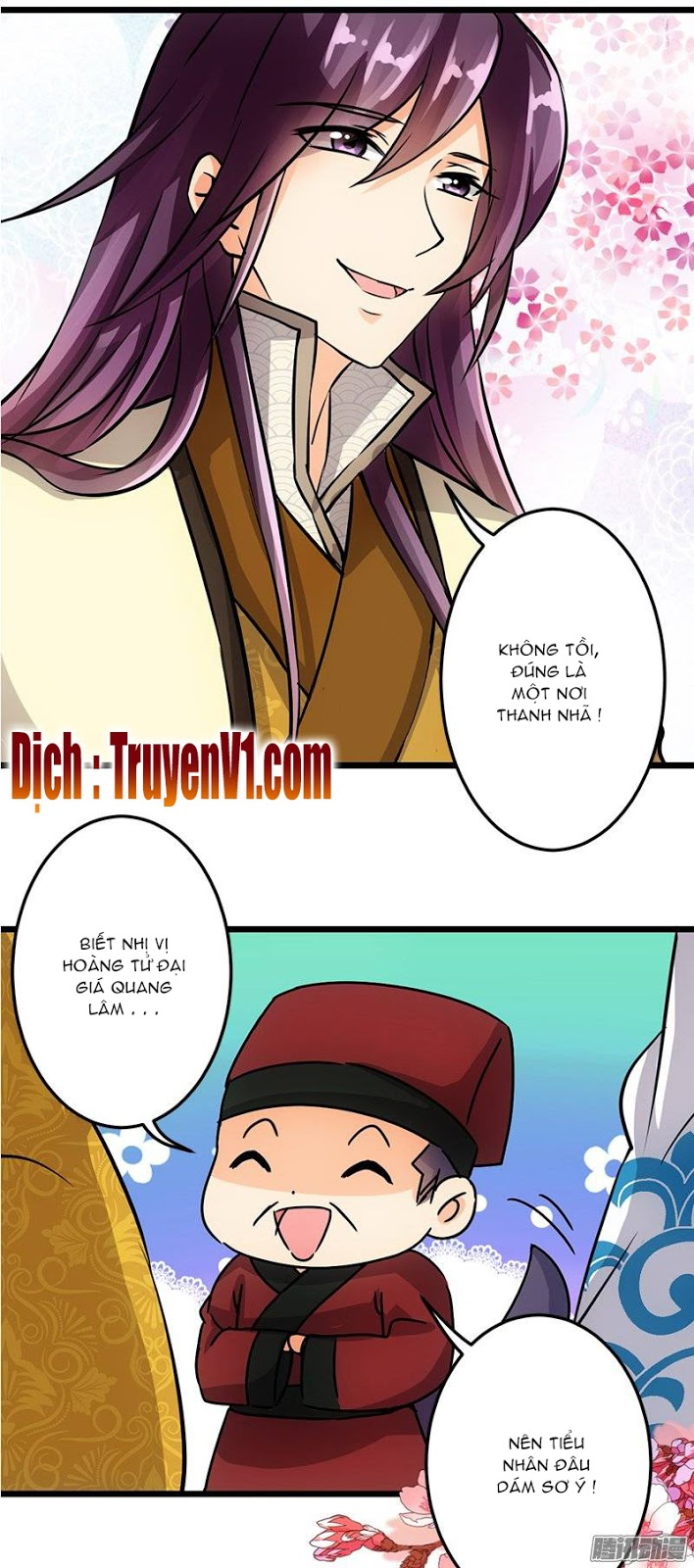 Vương Gia ! Ngươi Thật Bỉ Ổi ! chap 51 - Trang 18