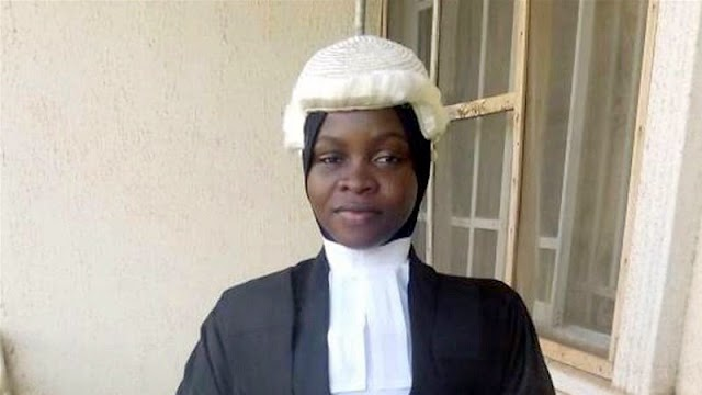 Hijab: I am ready to fight to the end – Firdaus Amasa, UNILORIN Law graduate