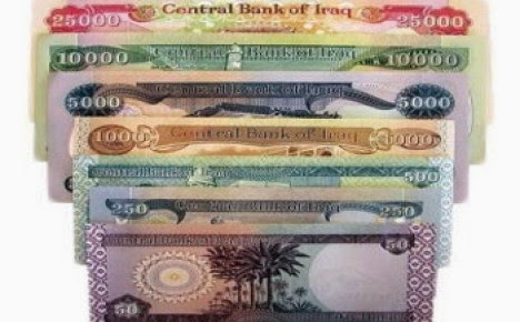 Forex us dollar vs iraqi dinar