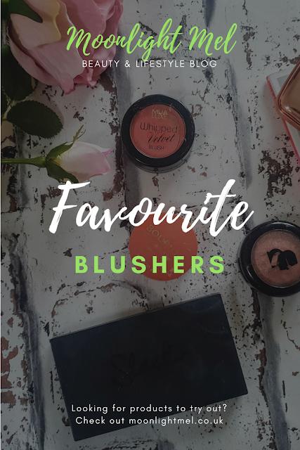 favourite blushers