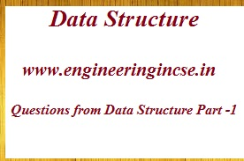 interview questions from data structure