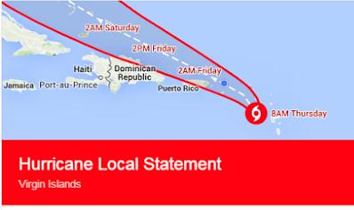 依所在位置客製化資訊!Google搜尋將提供颶風防災準備提醒