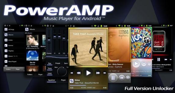poweramp pro apk free download