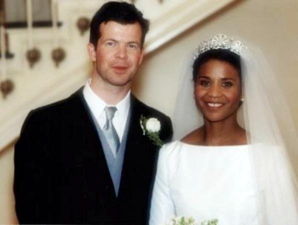 The first princess of African origin: Princess Angela of Liechtenstein