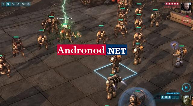 Warhammer 40.000 Regicide v2.4 Mod Apk+Data Terbaru