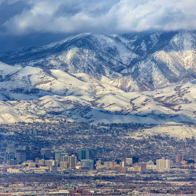 Downtown Salt Lake City Ut: 123photogo: SPECIAL EDITION: THE ROCKY MOUNTAINS, A