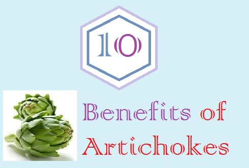 10 benefits of artichoke for health skin body digestion