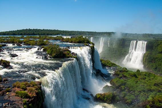Recorrido por Argentina. Cataratas de Iguazu