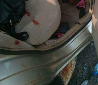 Photos: Two brothers, aged 26 and 28 killed in fatal motor accident along Ijebu Ode