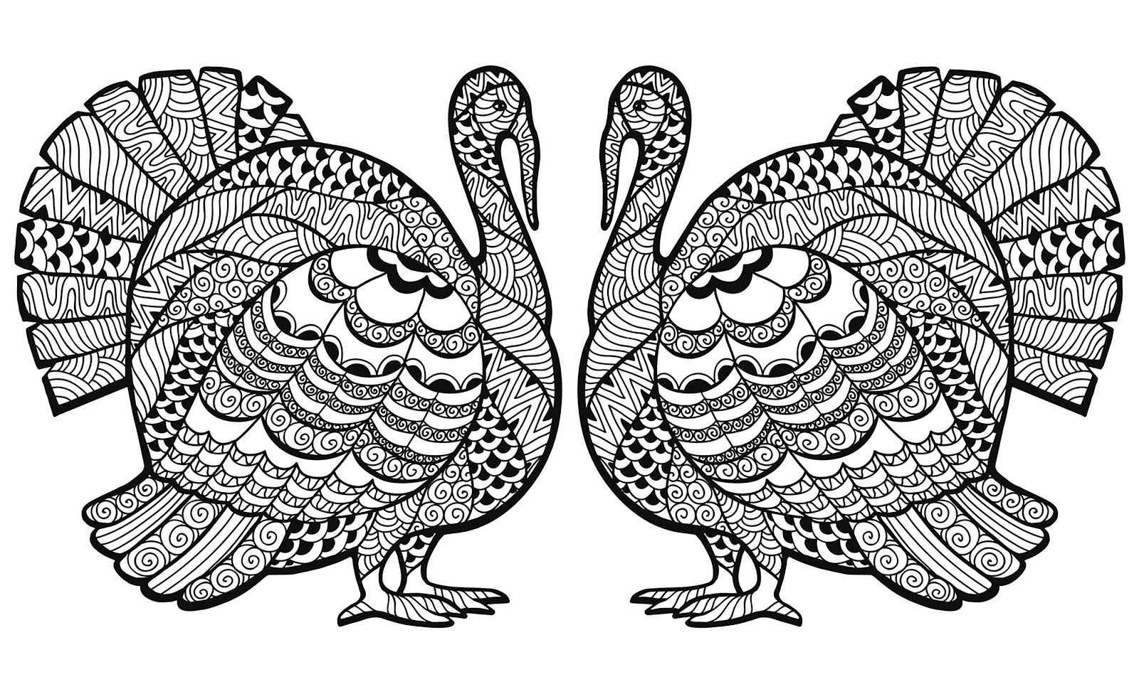 Happy Thanksgiving Coloring Pages Kindergarten Printable