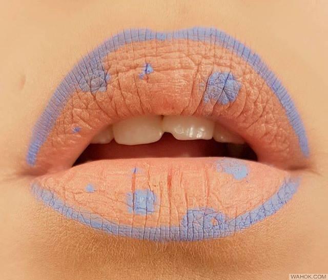 100 ± Foto Lipstik Bibir Desain ini, Tante-Tante Akan Terlihat Muda Dan Seksi Lagi