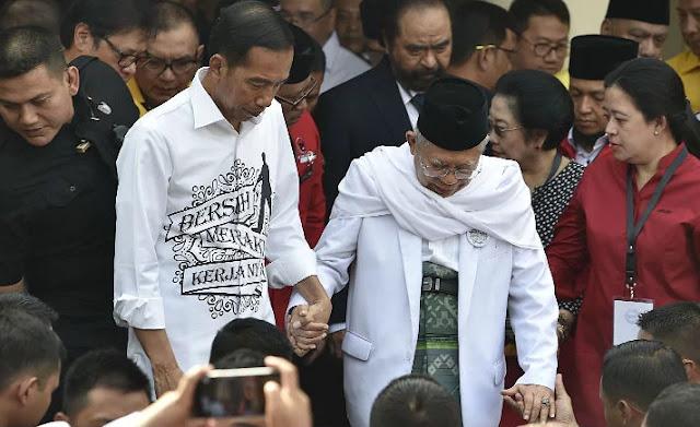 Sosok Ketua Tim Pemenangan Jokowi Berinisial M, Mahfud MD?