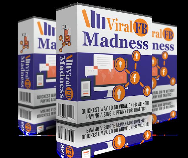 [GIVEAWAY] Viral FB Madness [Simple FB Formula Drives TARGETED traffic at NO cost]