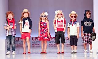 Model Pakaian Casual Anak