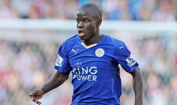 N'golo Kanté, milieu de terrain de Leicester, révélation de cette saison en BPL