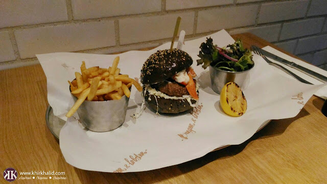 Burger & lobster sky avenue, Resorts World Genting,